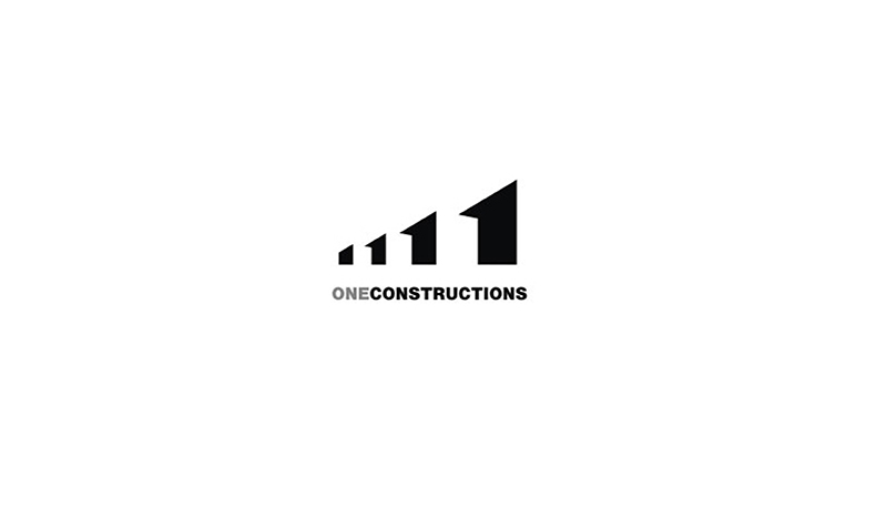 renovation building construction logo design