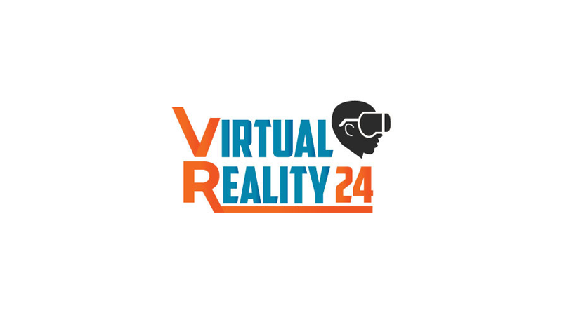 virtual reality logo design