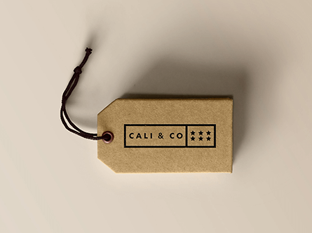 CALI & CO logo design